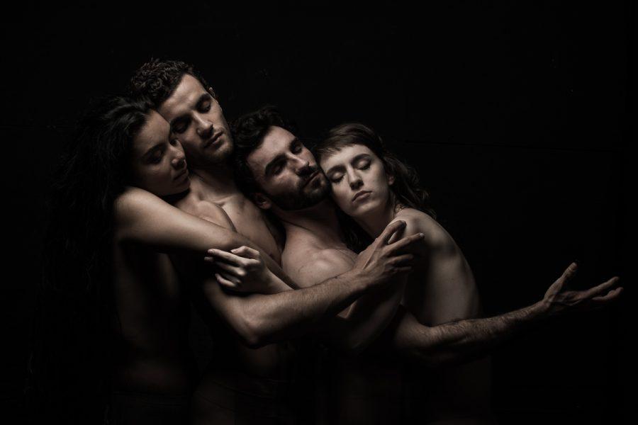 Elena, Andreas, Valentin & Cyd